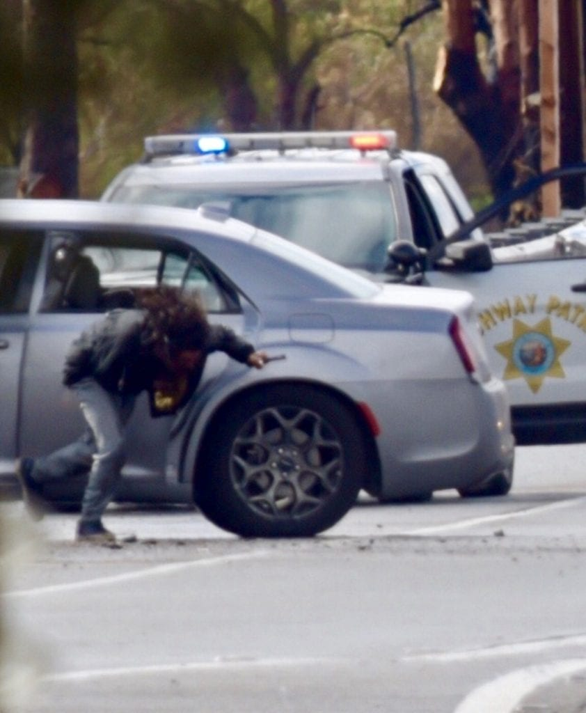 Man shot, killed by police on freeway | Simi Valley Acorn